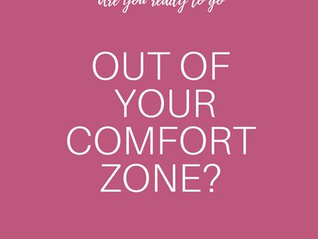 Voelt jouw comfortzone nog wel zo comfortabel?