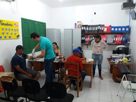 POSTOS DE SAÚDE OFERECEM EXAMES E ORIENTAÇÕES PARA HOMENS NA ÚLTIMA SEMANA DA CAMPANHA NOVEMBRO AZUL
