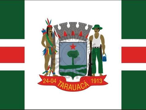 MUNICÍPIO DE TARAUACÁ PUBLICA RGF DO PRIMEIRO QUADRIMESTRE E RREO DO SEGUNDO BIMESTRE