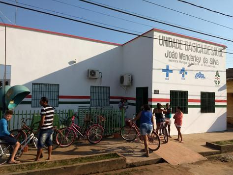 PREFEITURA DE TARAUACÁ ENTREGA MAIS UMA UNIDADE DE SAÚDE REVITALIZADA