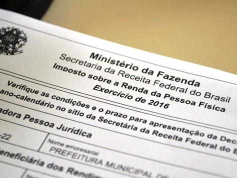 PREFEITURA DE TARAUACÁ COMUNICA QUE OS COMPROVANTES DE RENDIMENTOS ESTÃO DISPONÍVEIS PARA CONSULTA D