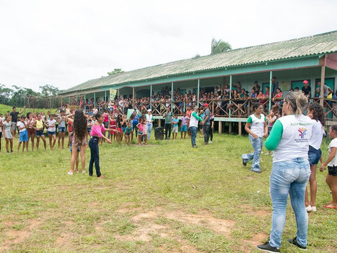 AÇÃO ITINERANTE LEVA SERVIÇOS E ATENDIMENTO EM ASSISTÊNCIA SOCIAL À COMUNIDADE DO GREGÓRIO