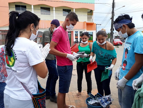 PREFEITURA DE TARAUACÁ AVANÇA NA CRIAÇÃO DA ASSOCIAÇÃO DOS CATADORES DE MATERIAIS RECICLÁVEIS