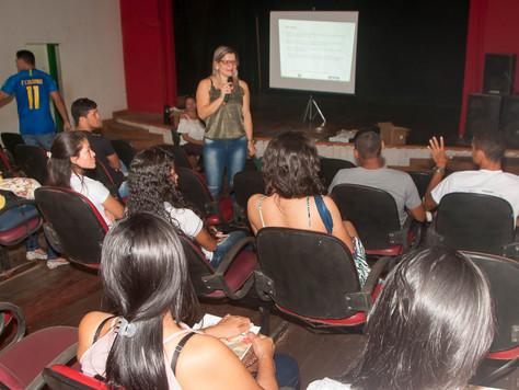 PREFEITURA DE TARAUACÁ E SESACRE REALIZA CAPACITAÇÃO COM ACS