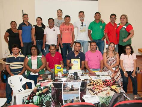 SECRETÁRIOS MUNICIPAIS PARTICIPAM DA ELABORAÇÃO DO PLANO ESTADUAL DO PESAN