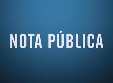 NOTA PÚBLICA DA PREFEITURA DE TARAUACÁ