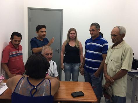POSTO DE SAÚDE MARÍLIA VIEIRA LIMA DE SOUSA REALIZA AÇÃO DENTRO DO NOVEMBRO AZUL EM TARAUACÁ
