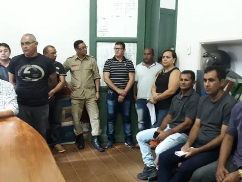 PREFEITURA DE TARAUACÁ DISCUTE ASSISTÊNCIA ÀS FAMÍLIAS ATINGIDAS POR ENCHENTE