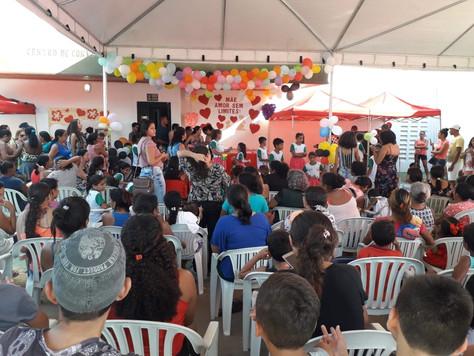 ASSISTÊNCIA SOCIAL COMEMORA DIA DAS MÃES EM TARAUACÁ; VEJA FOTOS