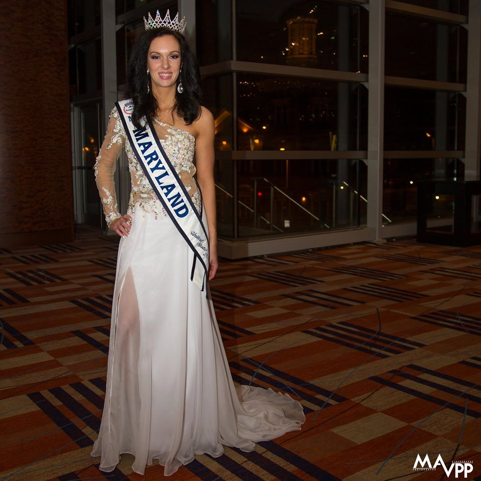 Miss United States Maryland