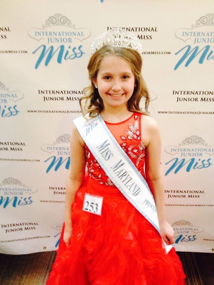 International Junior Miss Maryland