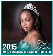 Miss American Teenager National Winn