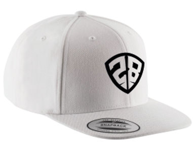 Snapback Blanche