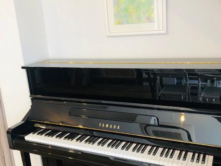 アップライトピアノ新登場!