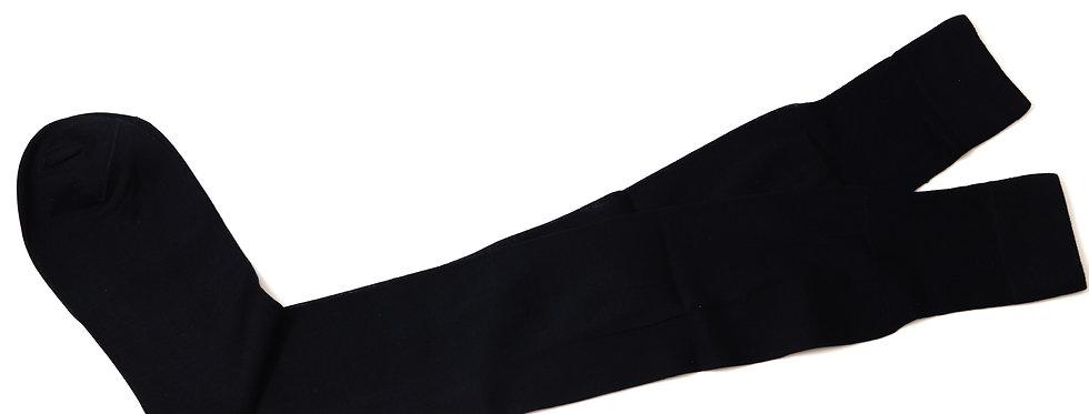 Tripack Calze lunghe (nere /blu)