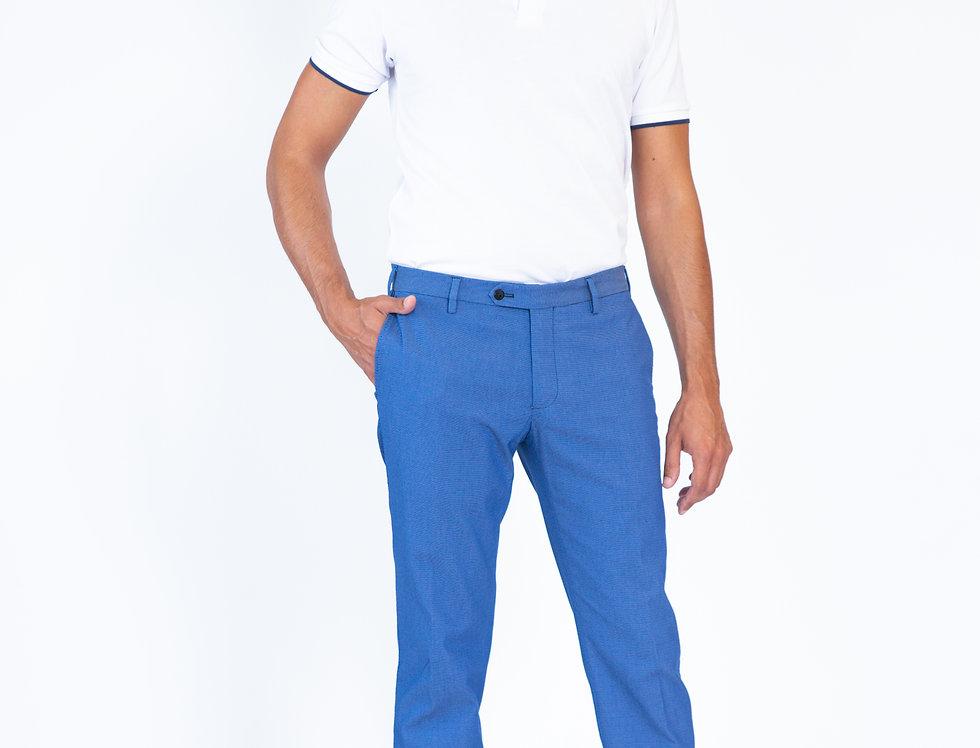 Pantalone informale vestibilita' slim Bluette