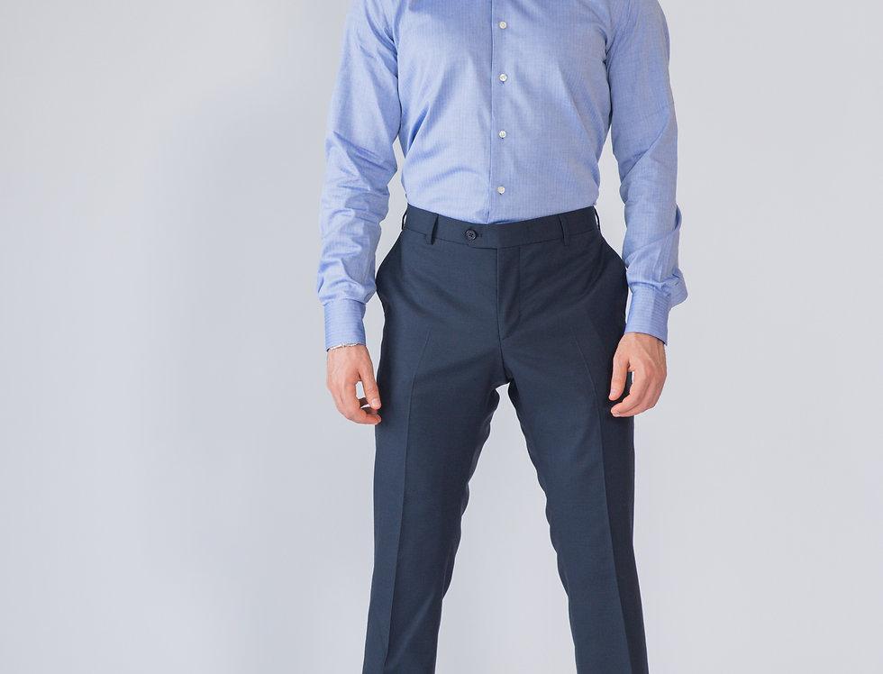 Pantalone classico vestibilita' slim