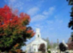 church foliage 110kb.jpg