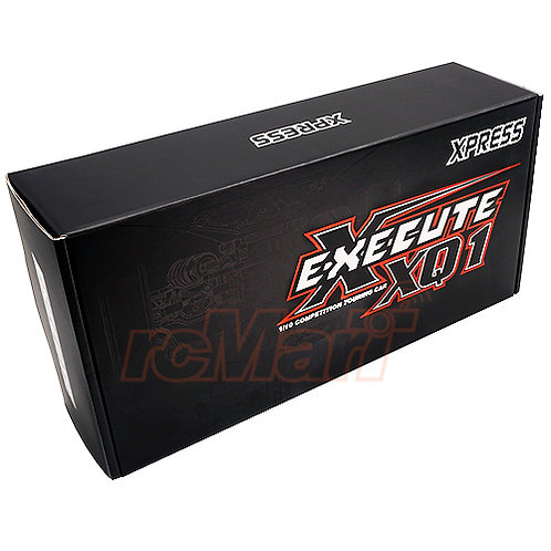 Execute XQ1 1/10 Competition Touring Car Kit