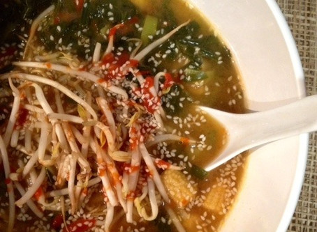 Sichuan Style Vegan Ramen