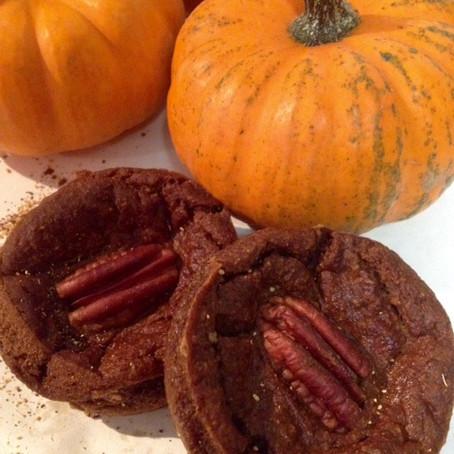 Pumpkin Spice Oat Muffin