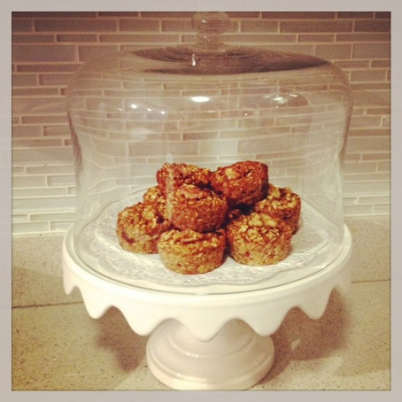 """Baked Oatmeal """"Muffins"""""""