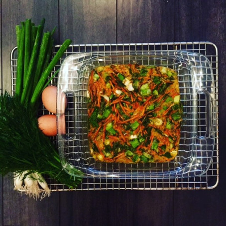 Kuku: Middle Eastern Omelet