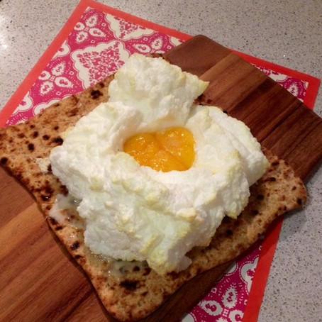Fluffy Truffle-y Eggs