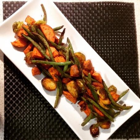 Roasted Vegetable Masala