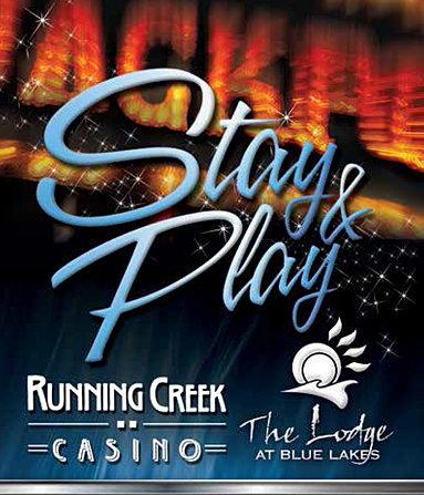 Running creek casino