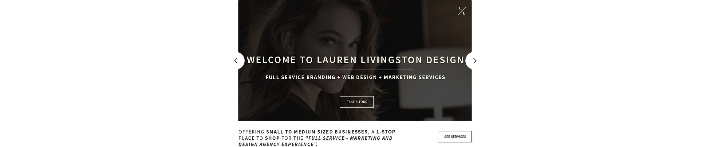 "Offering Small to Medium Sized Businesses, a 1-Stop Place to Shop for the ""full service marketing and design agency experience"""