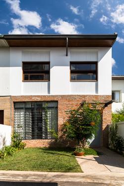 Casa de Vila Campo Belo LC