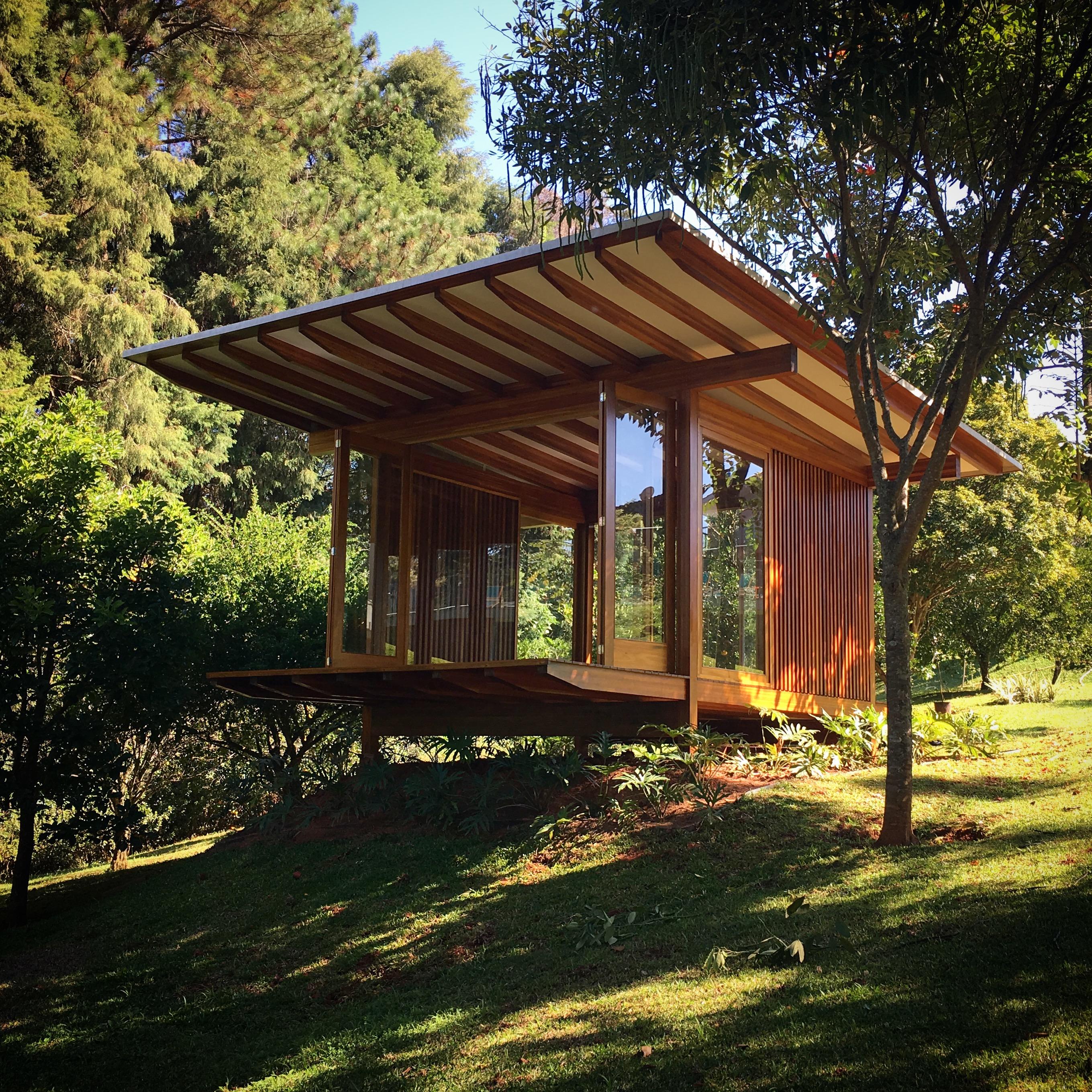 Pavilhão de meditação Ibiuna VF