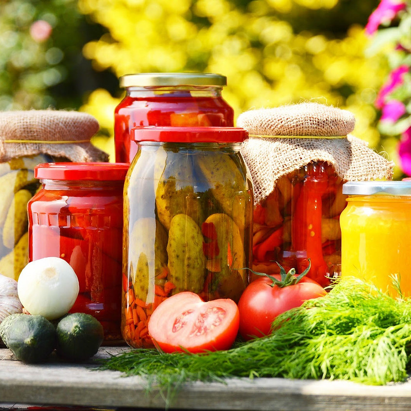 [Zoom Workshop] Seasonal Veggie Preservation w. Harlem Valley Homestead