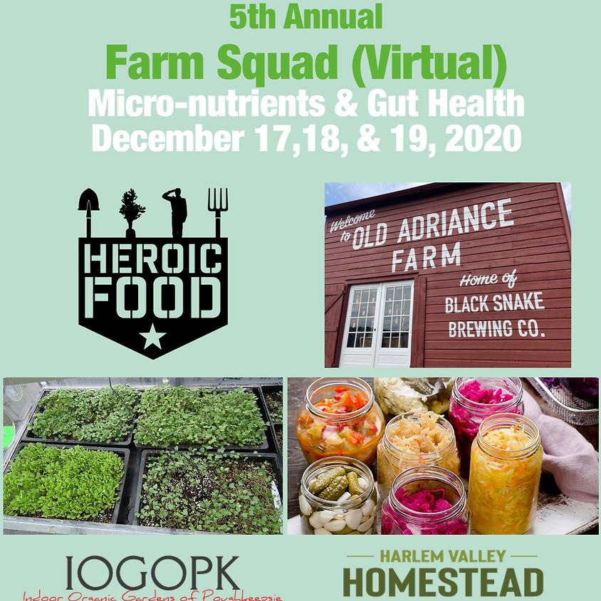 5th Annual Farm Squad (Virtual)