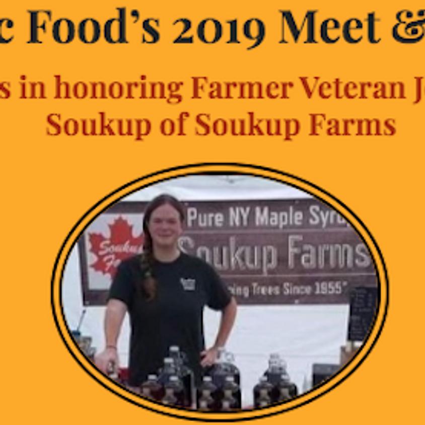 Heroic Food's 2019 Meet & Greet