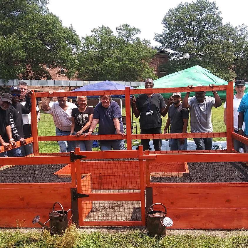 VA Workshop 2019: Raised Bed Construction