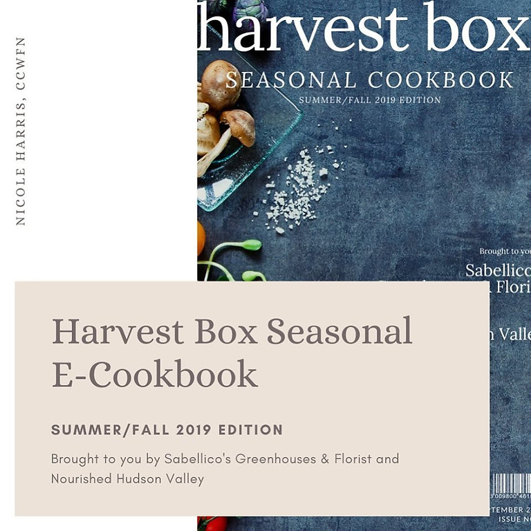 Giving Tuesday 2019 Harvest Box Book Drive!