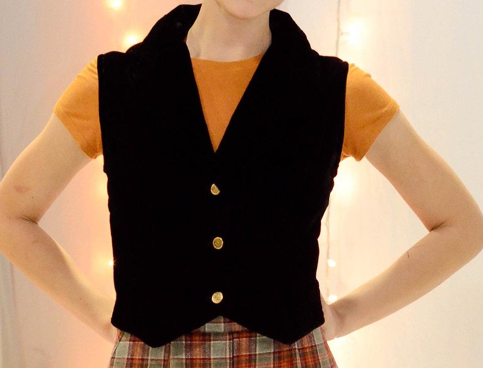 Velvet Knight Vest