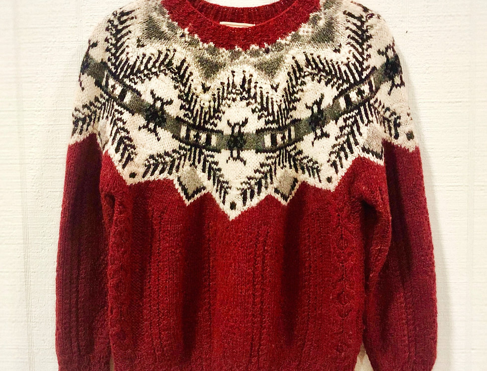 Snowdust Sweater
