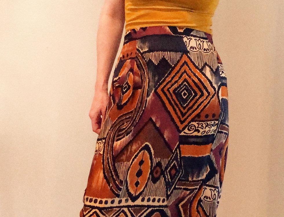 Picasso Midi Skirt