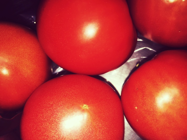 Local Tomatoes!