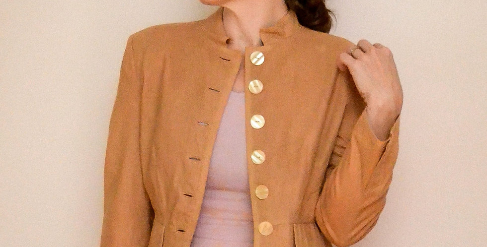 Waverly Linen Jacket