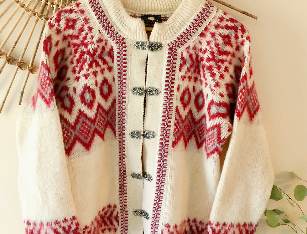 Nordic Star Sweater