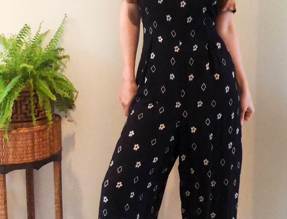 Tiger Spice Jumpsuit