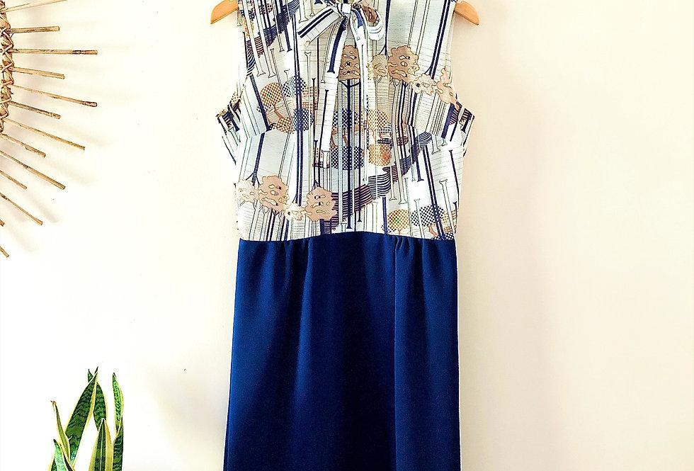 60s Muir Woods Dress