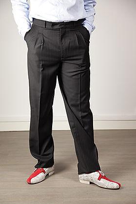 Pantalon de tango homme Buenos Aires