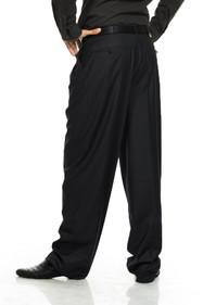 Pantalon ample taille basse
