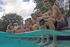 swim tea coaches