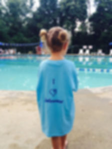 swim team child